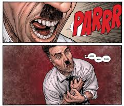 J Jonah Jameson Meme - j jonah jameson has a heart attack in the first arc of brand new