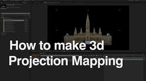 halloween video loop for window projection how to make 3d video mapping projection video mapping tutorials