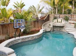 Backyard Pool With Lazy River Pool Kings Diynetwork Com Diy