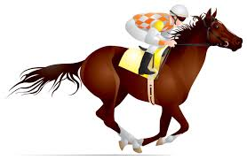 horse racing clipart melbourne cup pencil and in color horse