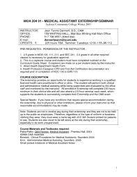 free medical assistant cover letter samples