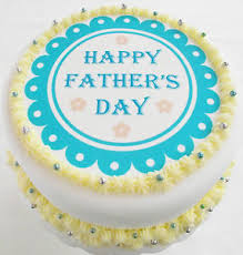 fathers day cake topper happy father u0027s day 6 5