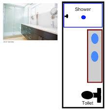 ada bathroom floor plan bathroom layout rules descargas mundiales com