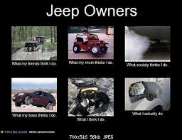 jeep snow meme the make fun of jeeps thread yotatech forums