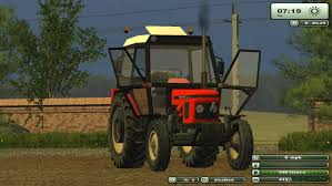 zetor tractors page 6