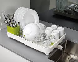 Dish Rack And Drainboard Set Joseph Joseph Extend Expandable Dish Drainer
