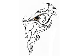 collection of 25 bold outline tribal panther design