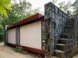 Modern Cabin by Prefab Modern Cabin Home Interior Design