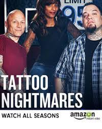 show tattoo nightmares u2013 spike tv u2013 495 productions