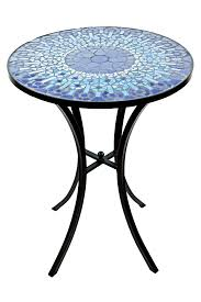 Ceramic Accent Table by Mosaic Accent Table Tile Patterns Outdoor Decor And Mosaics