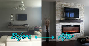 How Much Do Fireplace Inserts Cost by Diy How To Build A Fireplace In One Weekend Whitney Hansen