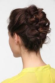 hair style wirh banana clip easy braided updo summer hairstyle tips tutorials