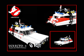 lego police jeep instructions lego ideas ghostbusters ucs ecto 1