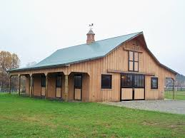 Barn Dutch Doors by We Design And Build Barns Precise Buildings