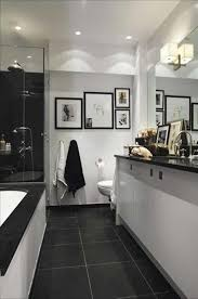 Black And White Bathroom Design Ideas Colors Best 25 Dark Floor Bathroom Ideas On Pinterest Bathrooms White
