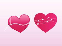 valentine hearts vector vector art u0026 graphics freevector com