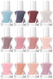 essie gel couture nail polishes summer 2016 see all the colors