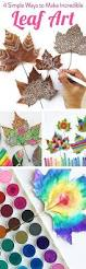 best 25 leaf art ideas on pinterest photo to art skeleton for