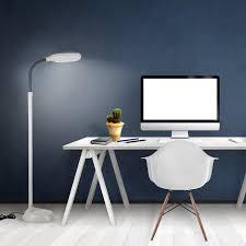 Sunlight Desk Lamp by Led Floor Lamp Adjustable Full Spectrum Sunlight Reading Light