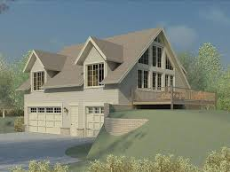 sloped lot house plans house plans for sloped lots small house plans