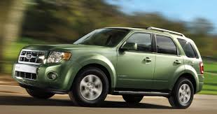 Ford Escape Trunk Space - 2009 ford escape hybrid review ratings specs prices and photos