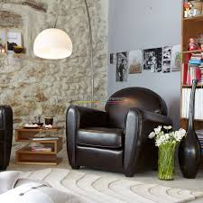 Fauteuil Club Cigare by