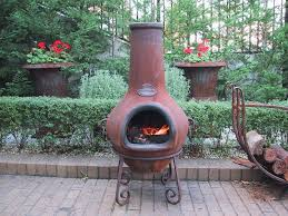 Patio Heaters For Sale Furniture Interesting Chiminea For Outdoor Fireplace Ideas