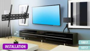 Extended Tv Wall Mount Flat Adjustable Tilting Wall Mount Installation Youtube