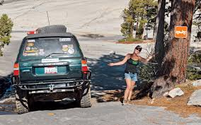jeep rubicon trail top 10 roading destinations for summer 2012 travel truck trend