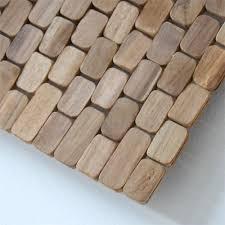 tappeti doccia tappeto pedana arrotolabile 60x78 cm per piatto box doccia in teak