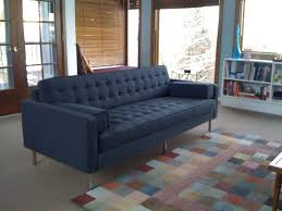 Gus Modern Spencer Sofa Blue Gus Modern Sofa Home Remodel Pinterest Modern