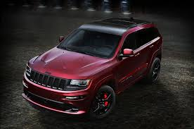 jeep maroon color special edition jeep wrangler grand cherokee models bound for l a