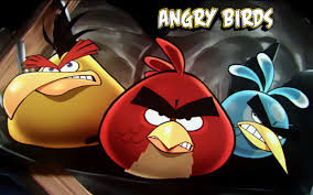 angry birds picture hd wallpaper animation wallpapers