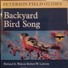 Backyard Song Richard K Walton Robert W Lawson Backyard Bird Song Cd At