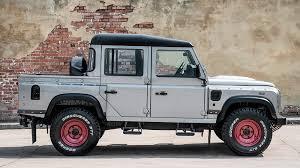 range rover defender pickup kahn design creates another land rover defender pickup gtspirit