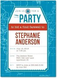 going away party invitations going away party invitations and farewell party invitation by