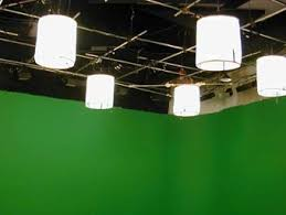how to light for green screen