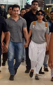Aamir Khan Home Photos Arpita Khan U0027s Special Wedding Guests Aamir Khan Kiran