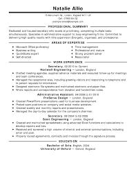 Resume Example Uk by Order Custom Essay Online Cv Examples For Administration Jobs Uk