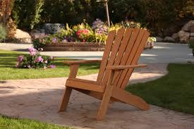 sit back and relax in a new lifetime adirondack chair