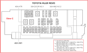 toyota revo wiring diagram toyota wiring diagrams instruction