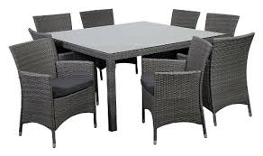 Atlantic Outdoor Furniture by Amazon Com Atlantic 9 Piece Grand New Liberty Deluxe Square