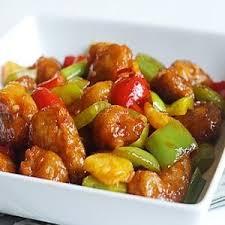 cuisine chinoise facile porc à la sauce aigre douce de chine recette chinoise cuisine de