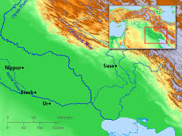 Map Of Babylon Free Bible Images Maps Of Ancient Mesopotamia Babylon And