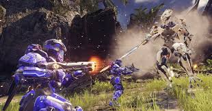 Warzone Maps Halo 5 Guardians Raid On Apex 7 Screenshots Beyond Entertainment