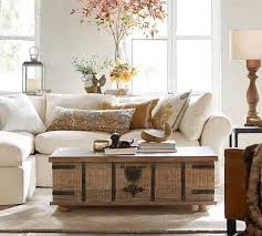 What Design Style Is Pottery Barn Kaplan Lift Trunk Pottery Barn