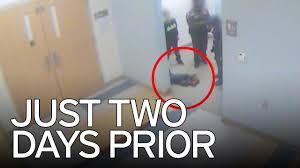 harrowing footage shows boy 8 knocked unconscious by u0027school