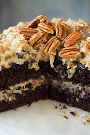 german chocolate cake cooking classy