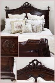 French Louis Bedroom Furniture by Walnut Bedroom Set Foter