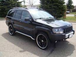jeep grand cherokee all black jeep cherokee review and photos
